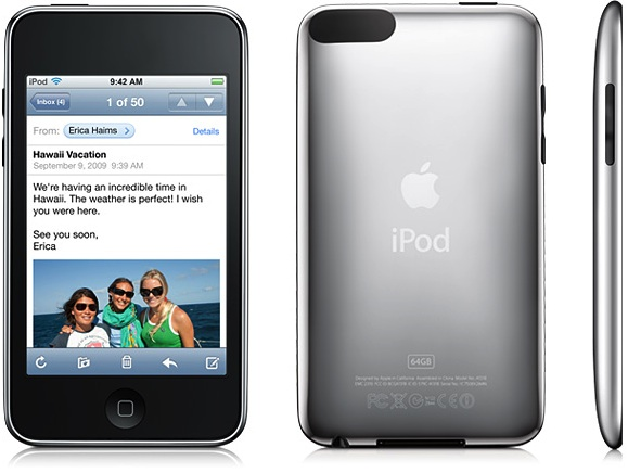 iPod Touch 2 Repair